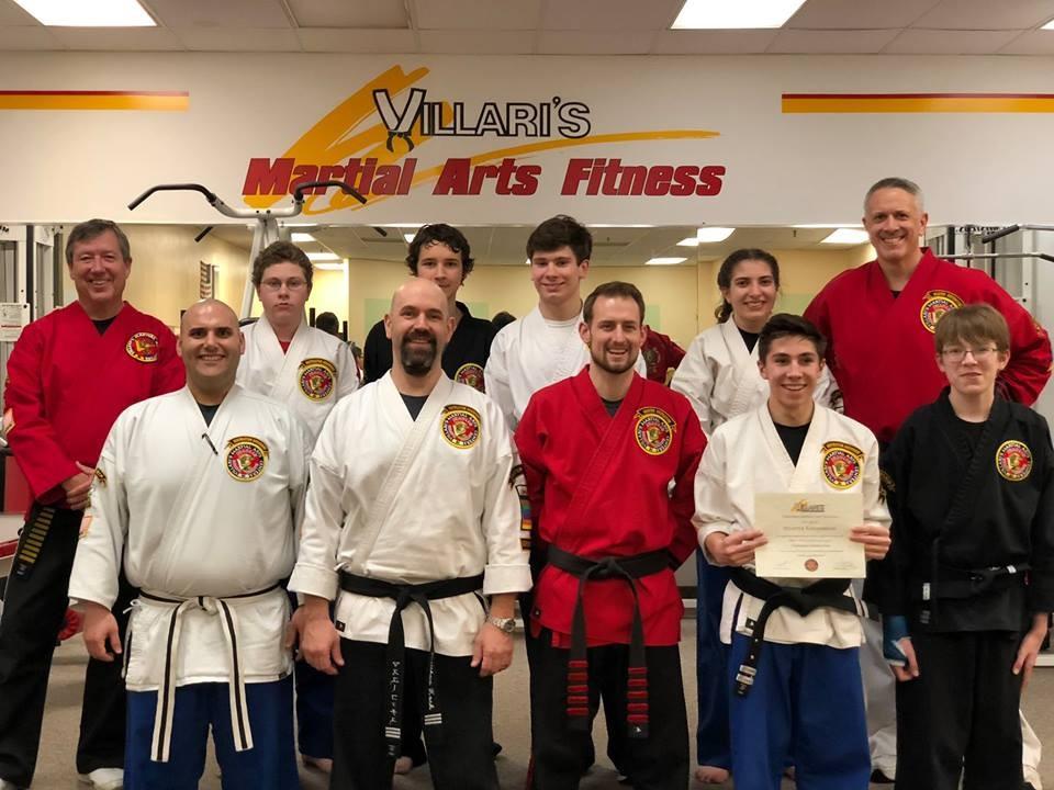 Karate Lessons in Torrington | Kids and Adult Karate | Villari's