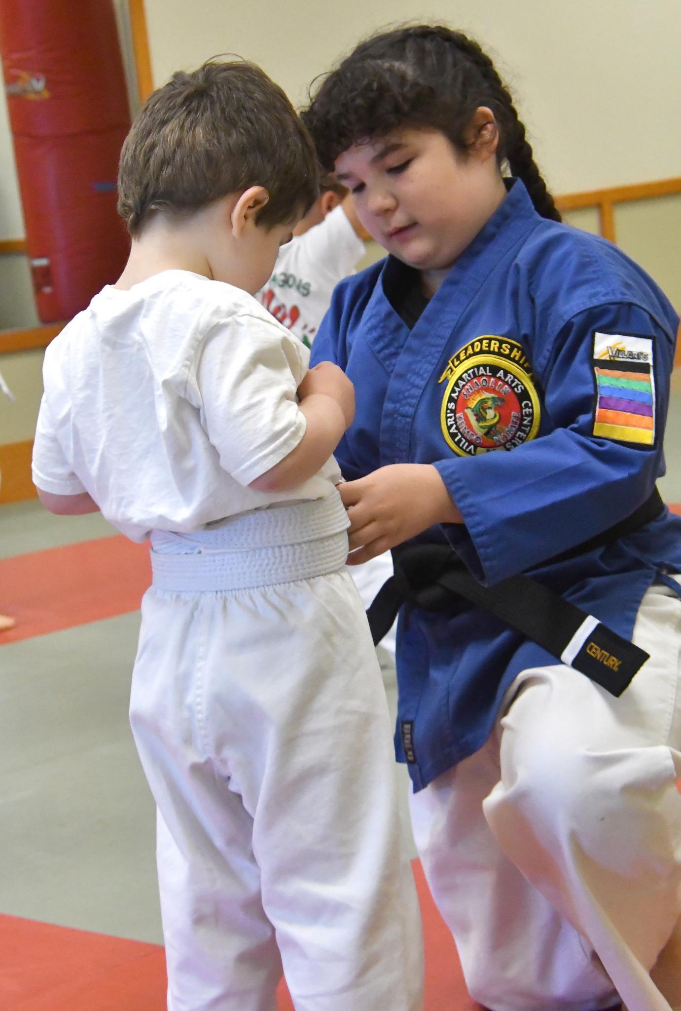 Karate Kids Classes in Connecticut | Villari's Martial Arts Centers